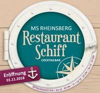 Restaurantschiff Rheinsberg